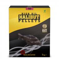 SBS High Oil Halibut Pellets 8mm (1kg)