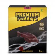 SBS Premium Pellet 6mm - Krill-halibut 1kg