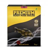 SBS Premium Ready-Made Boilies 14mm/1kg - M3 (fűszeres vajkaramella)