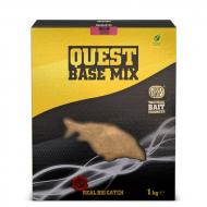 SBS Quest Base Mix bojli mix - Ace Lobworm (csaliféreg) 1kg