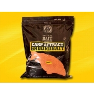SBS Carp Attract Groundbait 1kg / Strawberry Jam