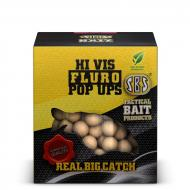 SBS Fluro Pop Ups 10-12-14mm / Garlic 100gr