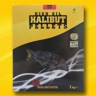 SBS High Oil Halibut Pellets 10mm (1kg)