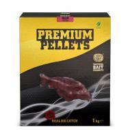 SBS Premium Pellet 6mm - C1 (vajkaramella-tigrismogyoró) 1kg