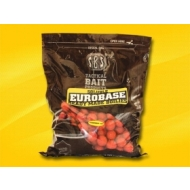 SBS Soluble Flumino Ready-Made Boilies 20mm/1kg - Strawberry Jam