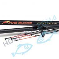 SHIMANO FireBlood feeder 3,65m-15-90g (FBLM)