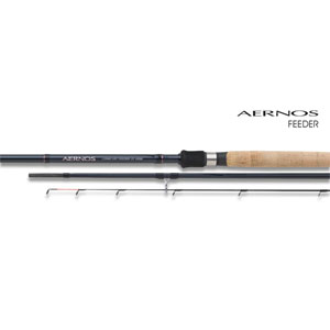 SHIMANO AERNOS Long Distance Feeder - 3,9m / 120gr