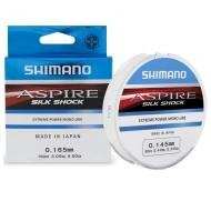 SHIMANO Aspire Silk Shock előkezsinór 50m 0,165mm