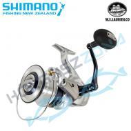 SHIMANO Saragosa SW 5000 elsőfékes orsó (SRG5000SW)