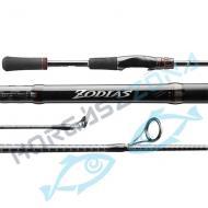 SHIMANO ZODIAS 192cm L 3-10gr 2-részes ZODIAS264L2