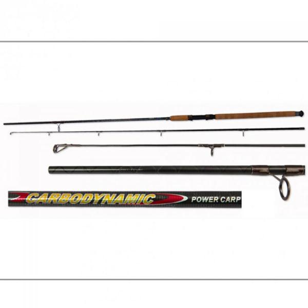 SILSTAR Carbo dynamic power carp 3,0m 3lb rövid pontyozó bot