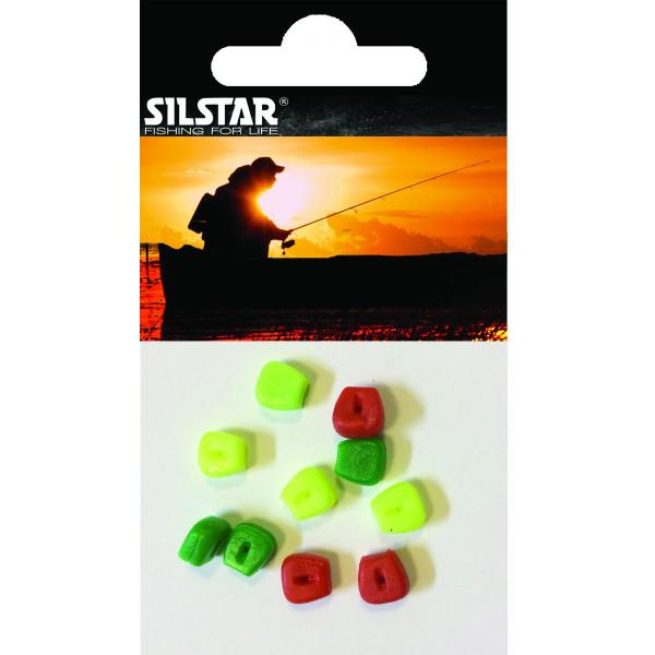 SILSTAR Jca1415m pop up kukorica std. vegyes 10db/cs