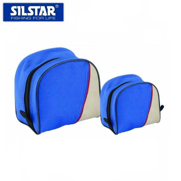 SILSTAR Orsótartó táska - közepes kék