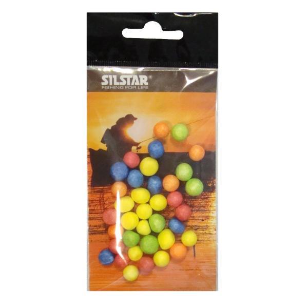 SILSTAR Pop up golyók színes
