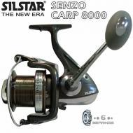 SILSTAR Senzo Carp 8000 távdobó orsó