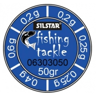 SILSTAR Vágott sörét közepes (50gr) 0,2-1,0gr
