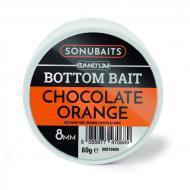 SONUBAITS Band'um süllyedő csalizó pellet 6 mm - csoki-narancs