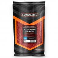 SONUBAITS Bloodworm Feed Pellet 900gr 2mm