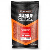 SONUBAITS Bloodworm Fishmeal szúnyoglárvás etetőanyag 2kg