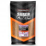 SONUBAITS Chunky Fish etetőanyag 2kg