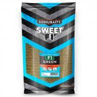 SONUBAITS F1 Green etetőanyag 2kg