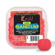 SONUBAITS Mini Bandum süllyedő csalizó pellet 5 mm -Krill