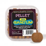 SONUBAITS Mini Bandum süllyedő csalizó pellet 5 mm - Pellet