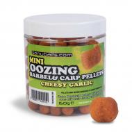 SONUBAITS Mini Oozing Barbel  Carp Pellets - Cheesy Garlic