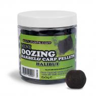 SONUBAITS Mini Oozing Barbel  Carp Pellets - Halibut