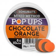 SONUBAITS Mixed Method Pop Ups Chocolate Orange - csoki-narancs