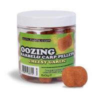 SONUBAITS Oozing Barbel and Carp Pellets - Cheesy Garlic