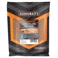 SONUBAITS Stiki Method Micropellet 2mm - Chocolate Orange