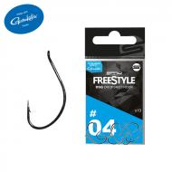 SPRO FreeStyle DSG Hook dropshot horog 4-es - 10db
