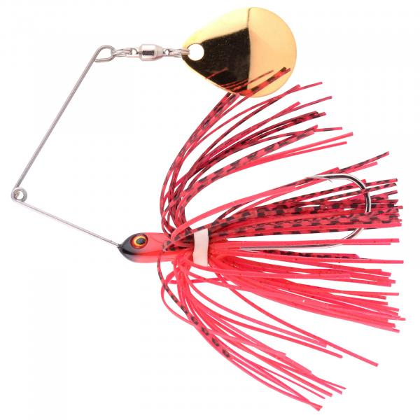 SPRO Micro Ringed Spinnerbait - 5gr Fire Claw