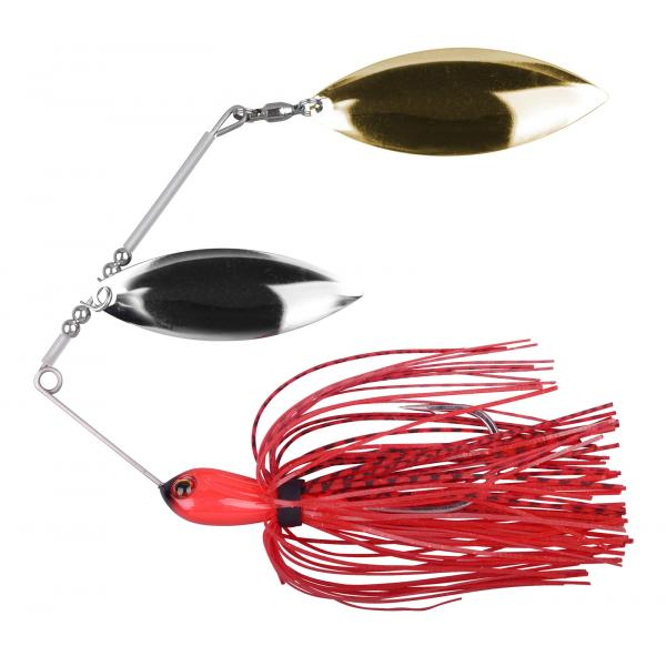SPRO Ringed Spinnerbait - 21g Fire Claw