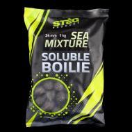 STÉG PRODUCT Etető oldódó bojli - Tenger gyümölcs 24mm 1kg