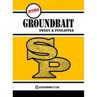 STÉG PRODUCT Groundbait - Ananász etetőanyag 1kg