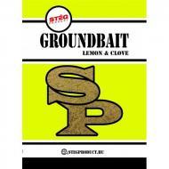 STÉG PRODUCT Groundbait - Citrom & Szegfűszeg etetőanyag 1kg