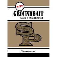 STÉG PRODUCT Groundbait - Sós, pörkölt etetőanyag 1kg