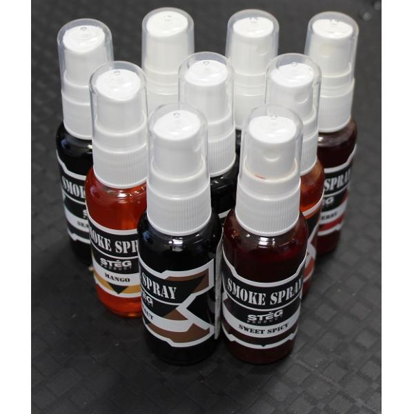 STÉG PRODUCT Smoke Spray - Eper 30ml