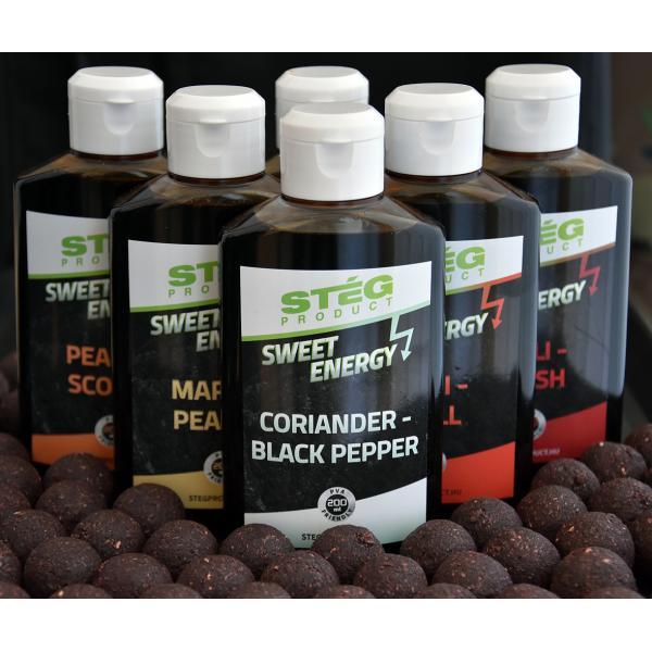 STÉG PRODUCT Sweet Energy Coriander-Black Pepper - 200ml