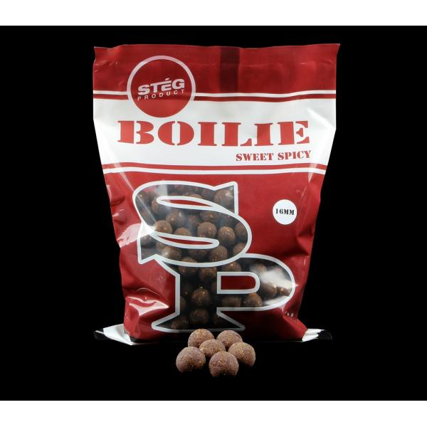 STÉG PRODUCT bojli 16mm Sweet Spicy 800gr