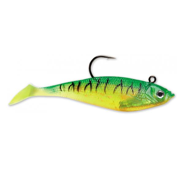 STORM Wildeye Swimm Shad - 8cm - 10gramm / Fire Tiger