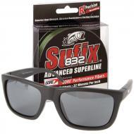 SUFIX 832 braid + napszemüveg 120m 0,13mm pergető fonott zsinór