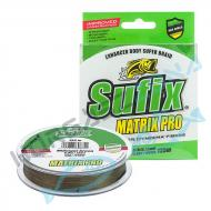SUFIX Matrix PRO - 135m-0,15mm Midnight Green pergető fonott zsinór