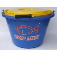 TOP MIX 18 literes etetőanyag keverő vödör