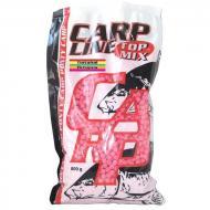 TOP MIX Carp Line Fluoro etetőpellet - Tintahal 800g