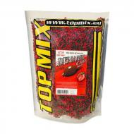 TOP MIX Dynamic Carp etető pellet - Eper 800gr