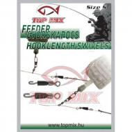 TOP MIX Feeder Gyorskapocs M-es