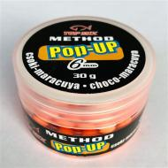 TOP MIX Method Pop-Up Bojli 6mm - Csoki-Maracuya